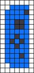 Alpha pattern #32250