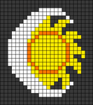 Alpha pattern #32254