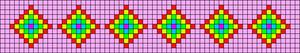 Alpha pattern #32257