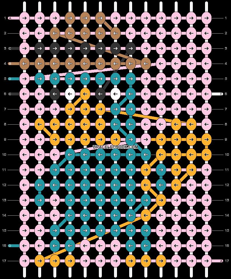 Alpha pattern #32332 pattern