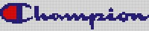 Alpha pattern #32334