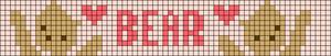 Alpha pattern #32337