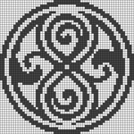 Alpha pattern #32338