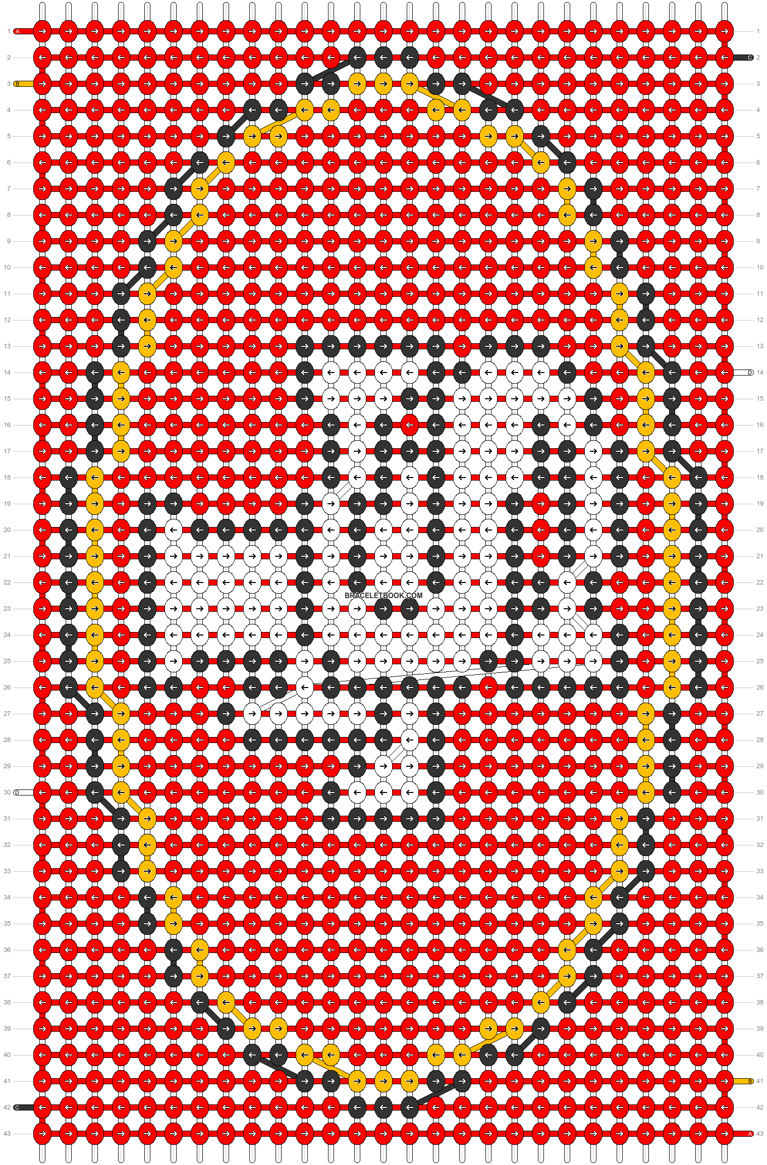 Alpha pattern #32378 pattern