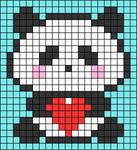 Alpha pattern #32450