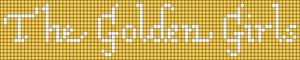 Alpha pattern #32469