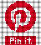 Alpha pattern #32470