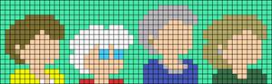 Alpha pattern #32486