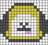 Alpha pattern #32492