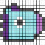 Alpha pattern #32493