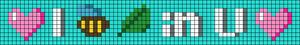 Alpha pattern #32495