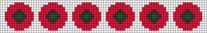 Alpha pattern #32501
