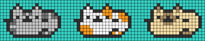 Alpha pattern #32506