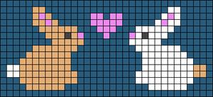 Alpha pattern #32530