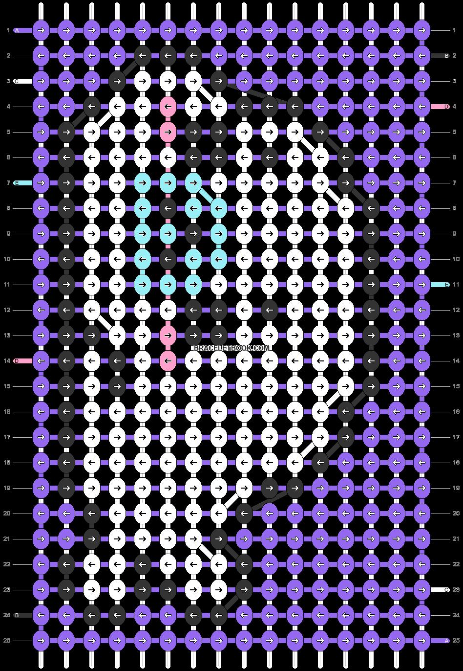 Alpha pattern #32541 pattern