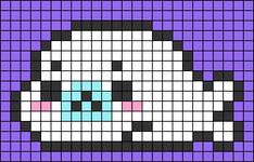 Alpha pattern #32541