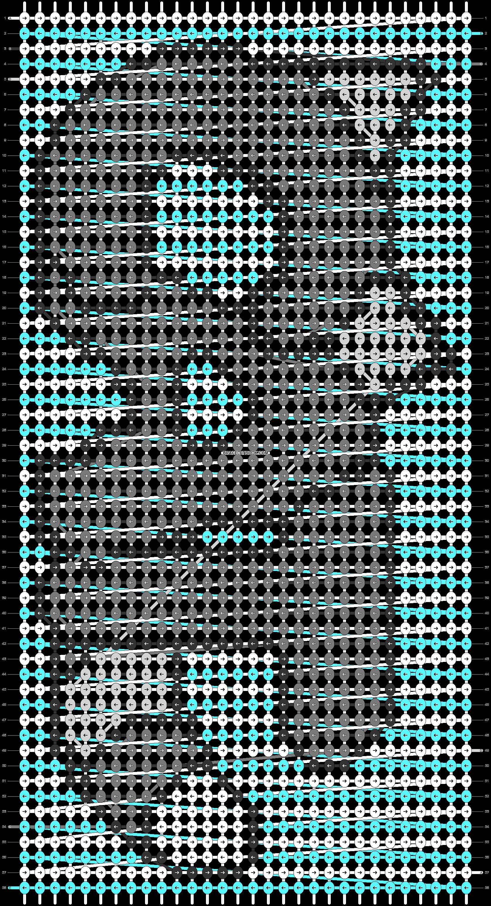 Alpha pattern #32595 pattern