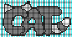 Alpha pattern #32595
