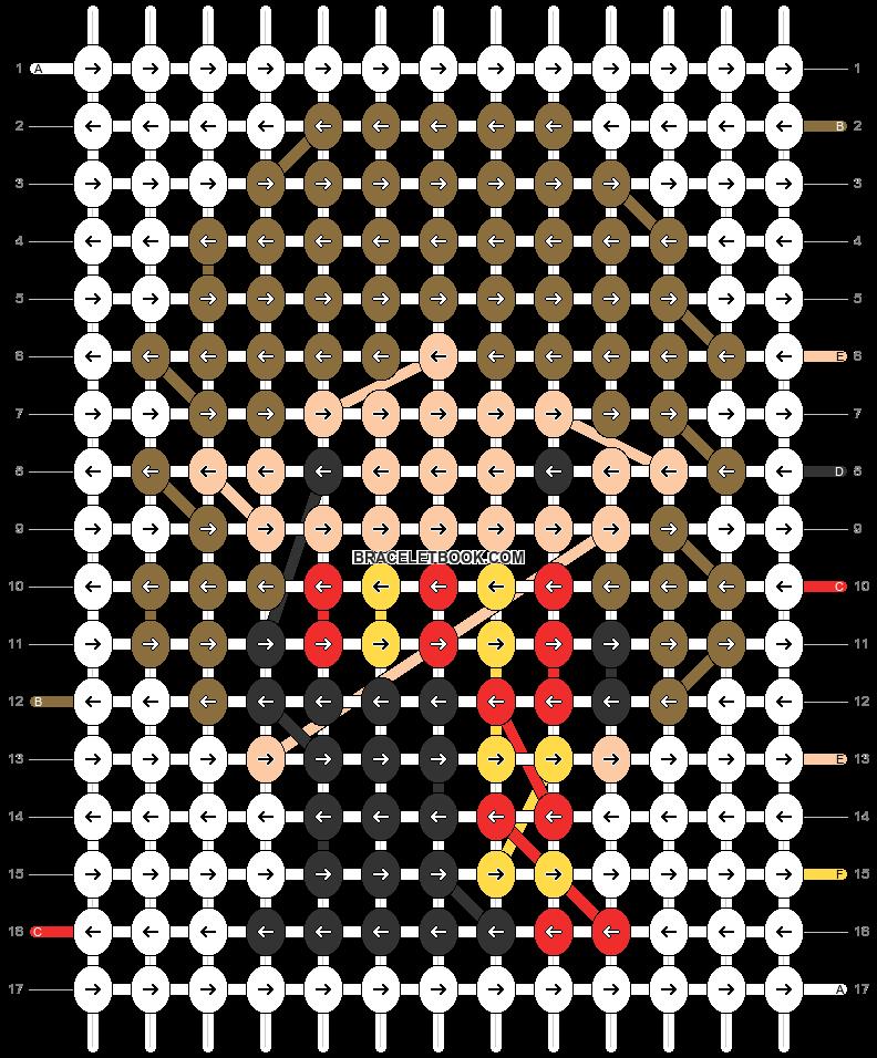 Alpha pattern #32626 pattern