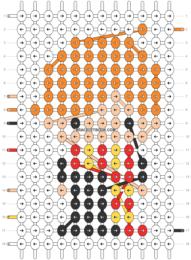 Alpha pattern #32627 pattern