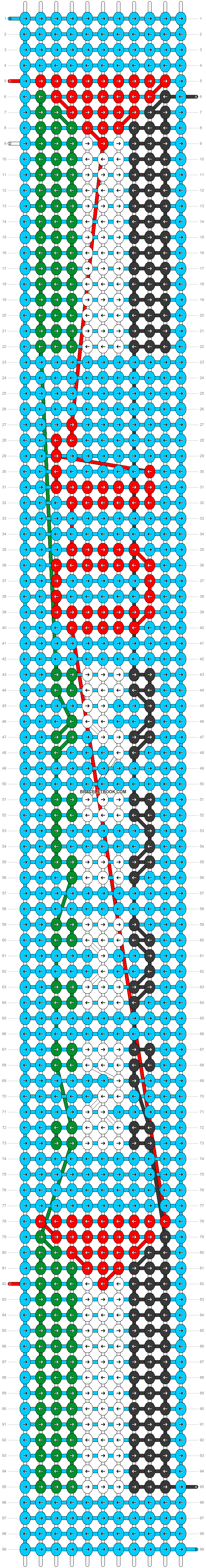 Alpha pattern #32637 pattern