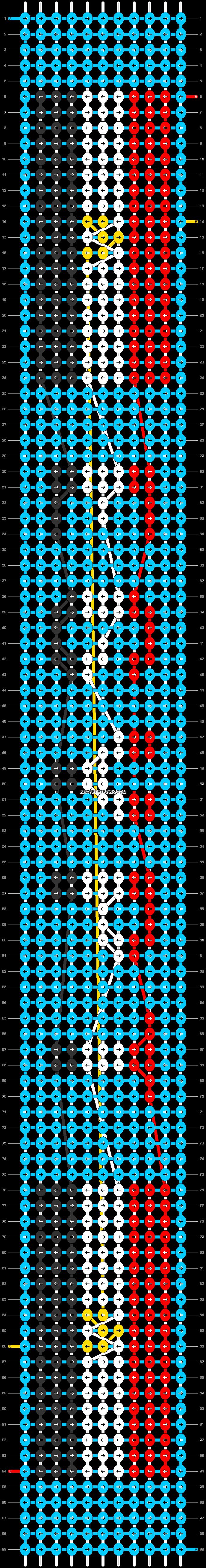 Alpha pattern #32639 pattern