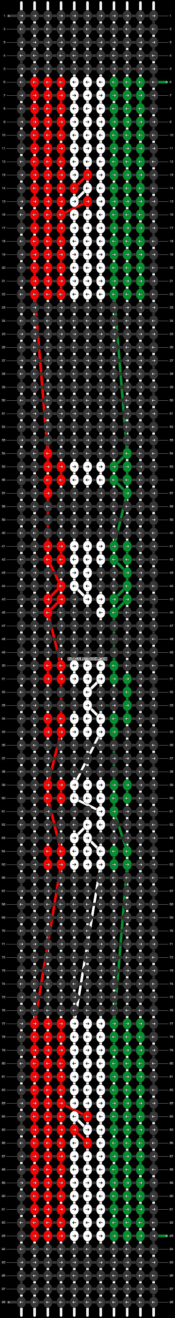 Alpha pattern #32642 pattern
