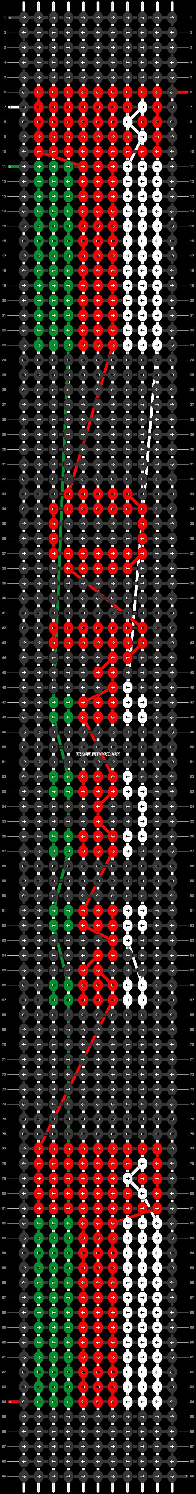 Alpha pattern #32644 pattern