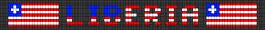 Alpha pattern #32650