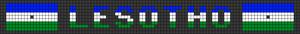 Alpha pattern #32652