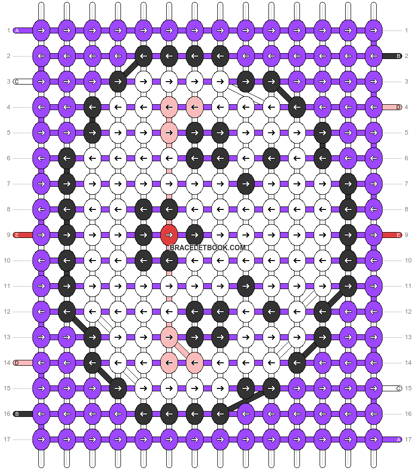Alpha pattern #32685 pattern