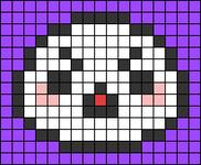 Alpha pattern #32685