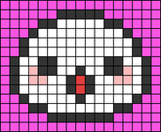 Alpha pattern #32688