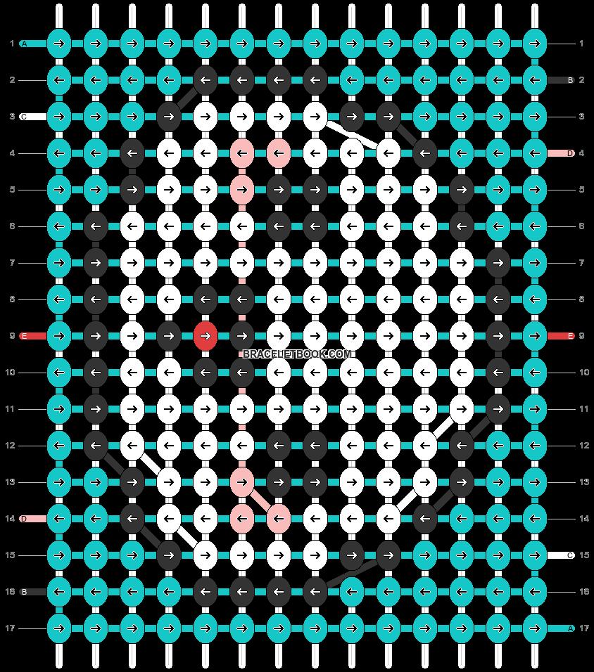 Alpha pattern #32690 pattern