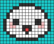 Alpha pattern #32690