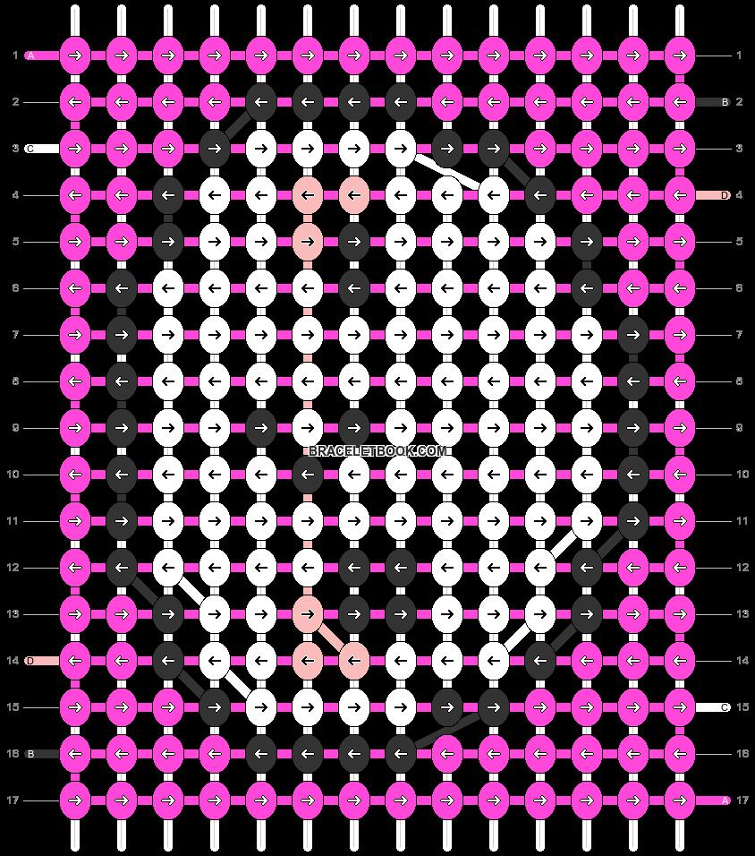 Alpha pattern #32691 pattern