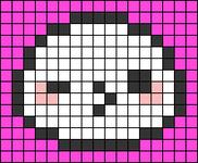 Alpha pattern #32691