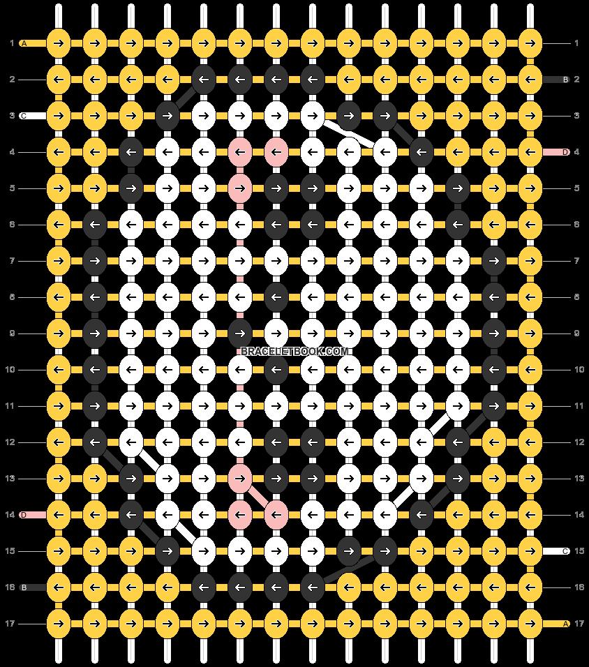 Alpha pattern #32692 pattern