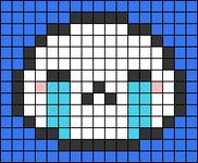 Alpha pattern #32693