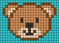 Alpha pattern #32697