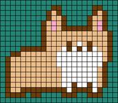 Alpha pattern #32698