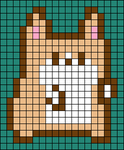 Alpha pattern #32700