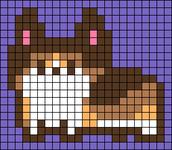 Alpha pattern #32701