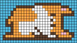 Alpha pattern #32705