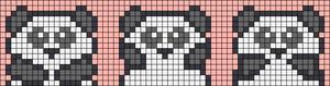 Alpha pattern #32728