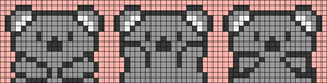 Alpha pattern #32732