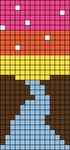 Alpha pattern #32765