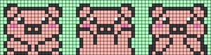 Alpha pattern #32772