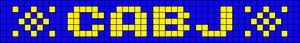 Alpha pattern #32778
