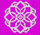 Alpha pattern #32779